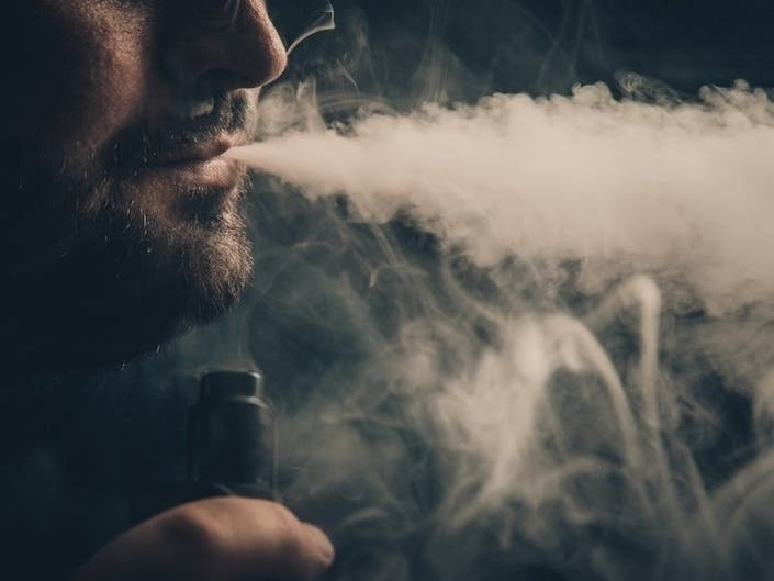 Vaping -Linked Lung Disease Sickens 9 In NYC