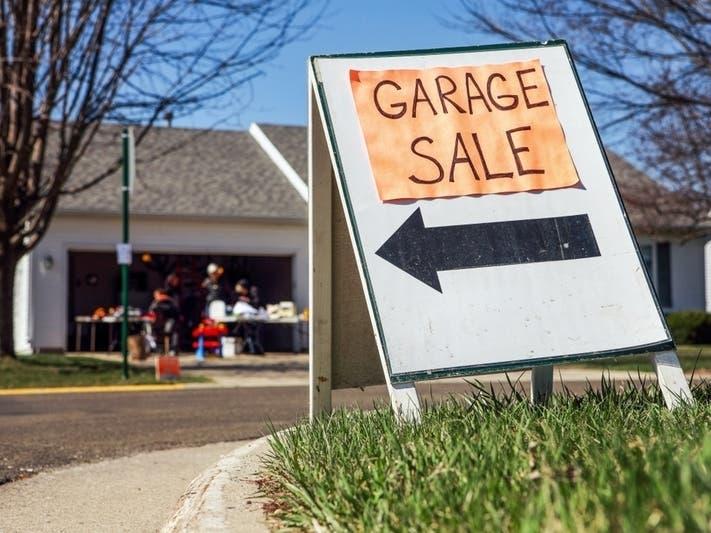 New Lenox Community Rummage Sale: Skip The Garage | New