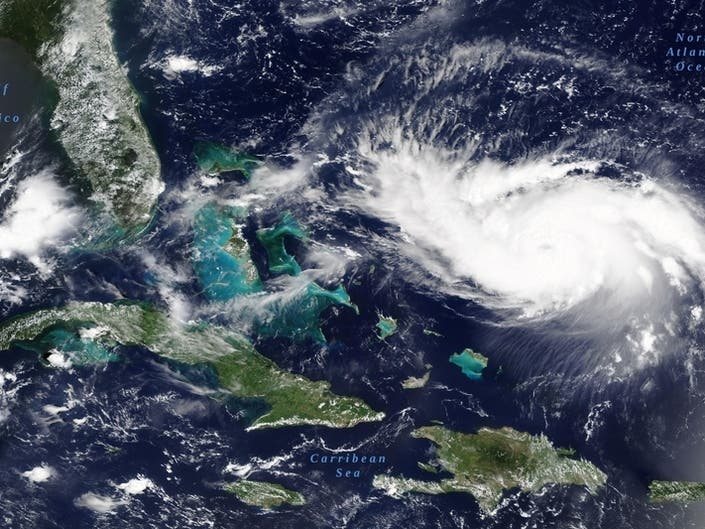 National forecasters predict the Atlantic Ocean will see double the usual number of major hurricanes during a particularly brutal season.