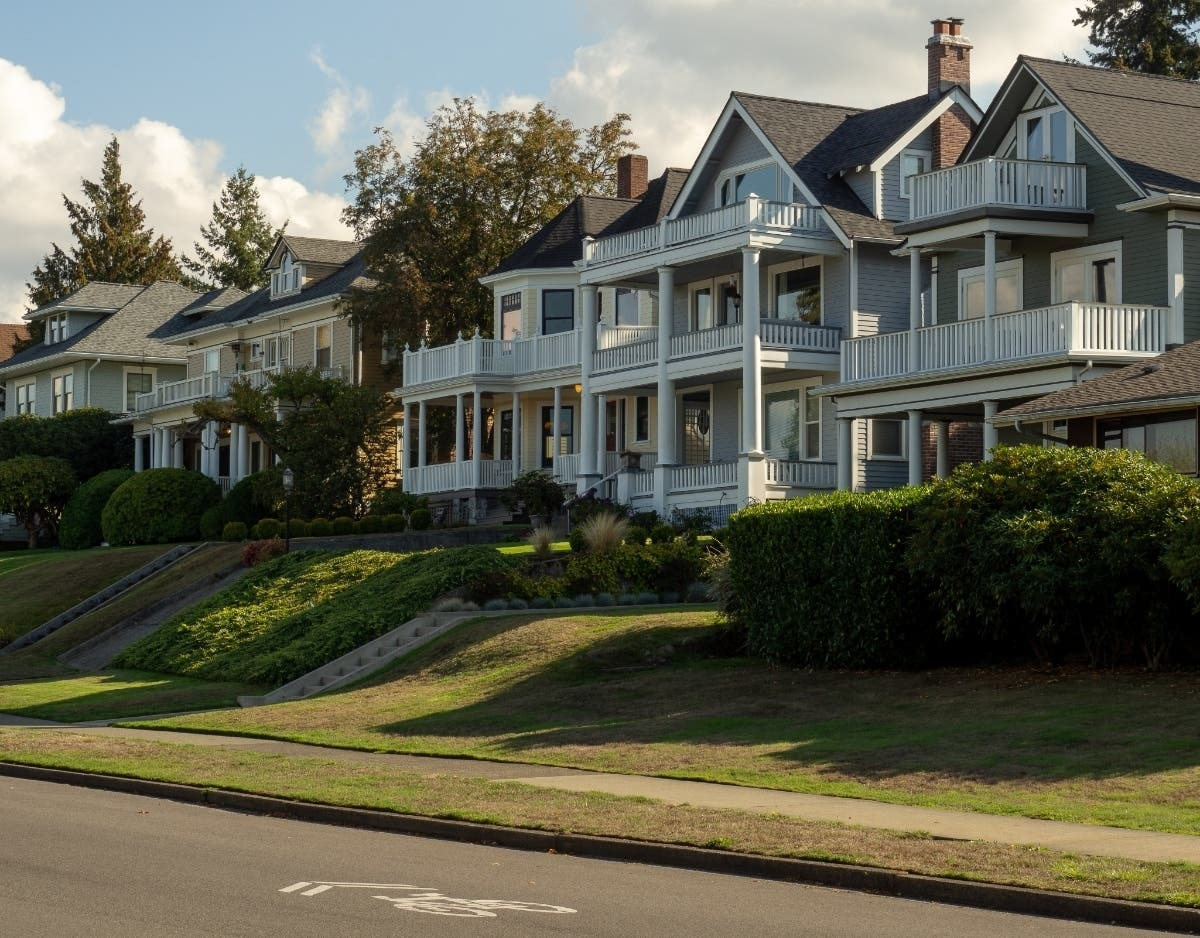 Lawmakers Propose Ban On Single Family Zoning In Washington