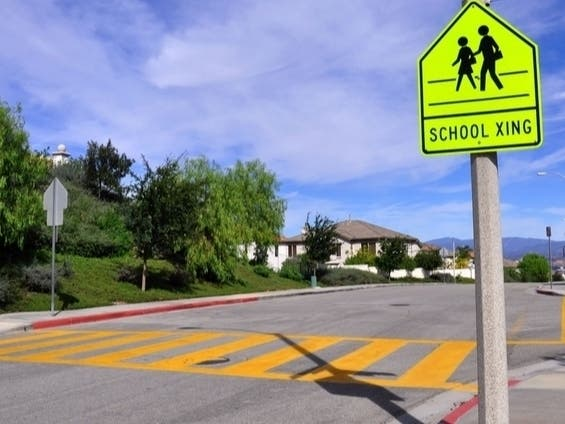 School Zone Speed Cameras Activate Sept  3 In Providence