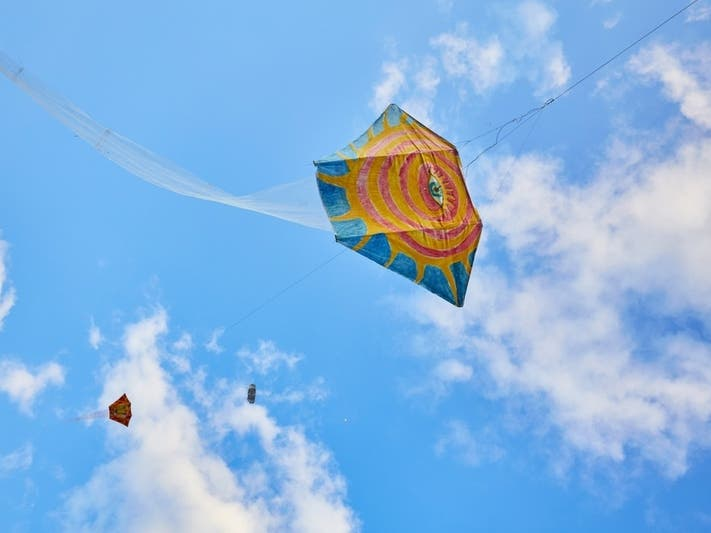 Leander Parks And Rec Hosts Annual Kite Flying Festival