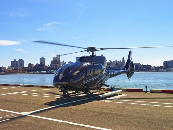 Dogs Flown Above NYC By Helicopter Firm Involved In Fatal