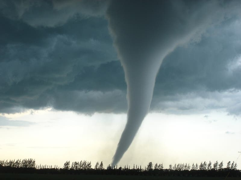 Tornado Warning Issued For Elbert County   Across Colorado