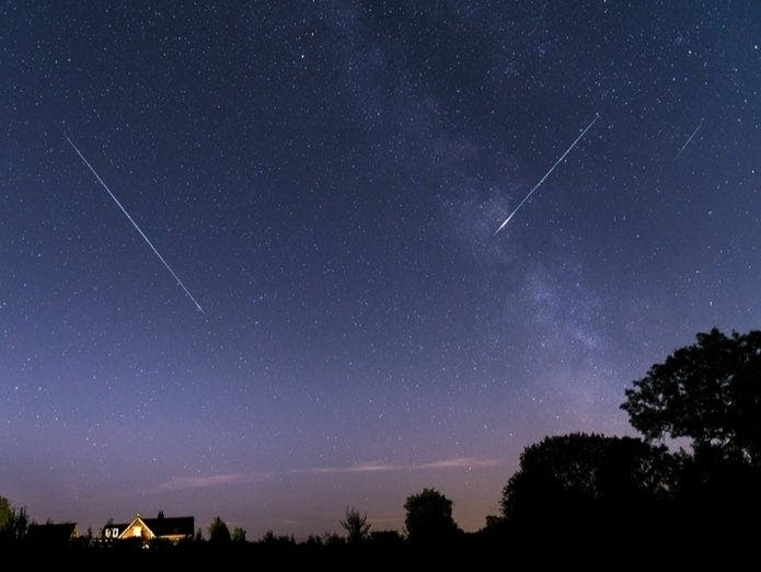 Orionid Meteor Shower: How To See Shooting Stars In Metro Denver