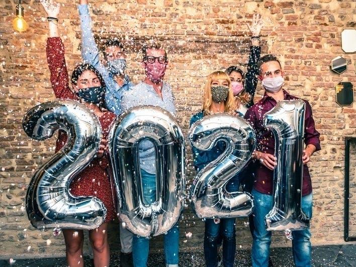 6 Quarantine New Year's Eve Ideas To Ring In 2021 In West Orange | West Orange, NJ Patch