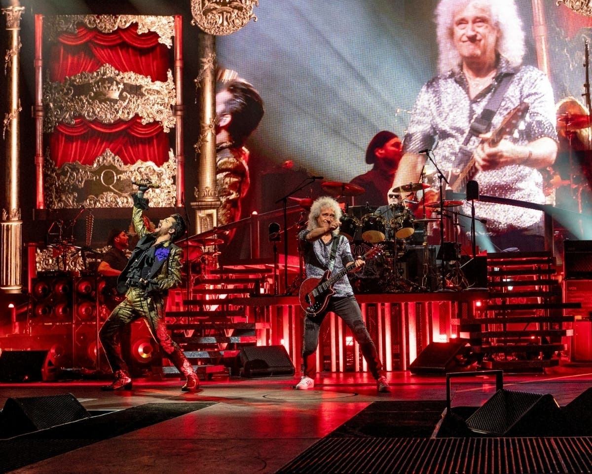 Still The Champions: Queen Rocks Xfinity Center | Mansfield, MA Patch