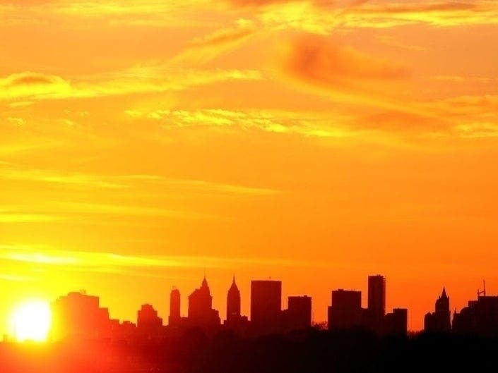 NYC Weather: Extreme Heat To Hit Before Afternoon Of Storms