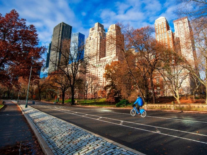 Lack Of Central Park Bike Paths Are Ticking Time Bomb, CB Says