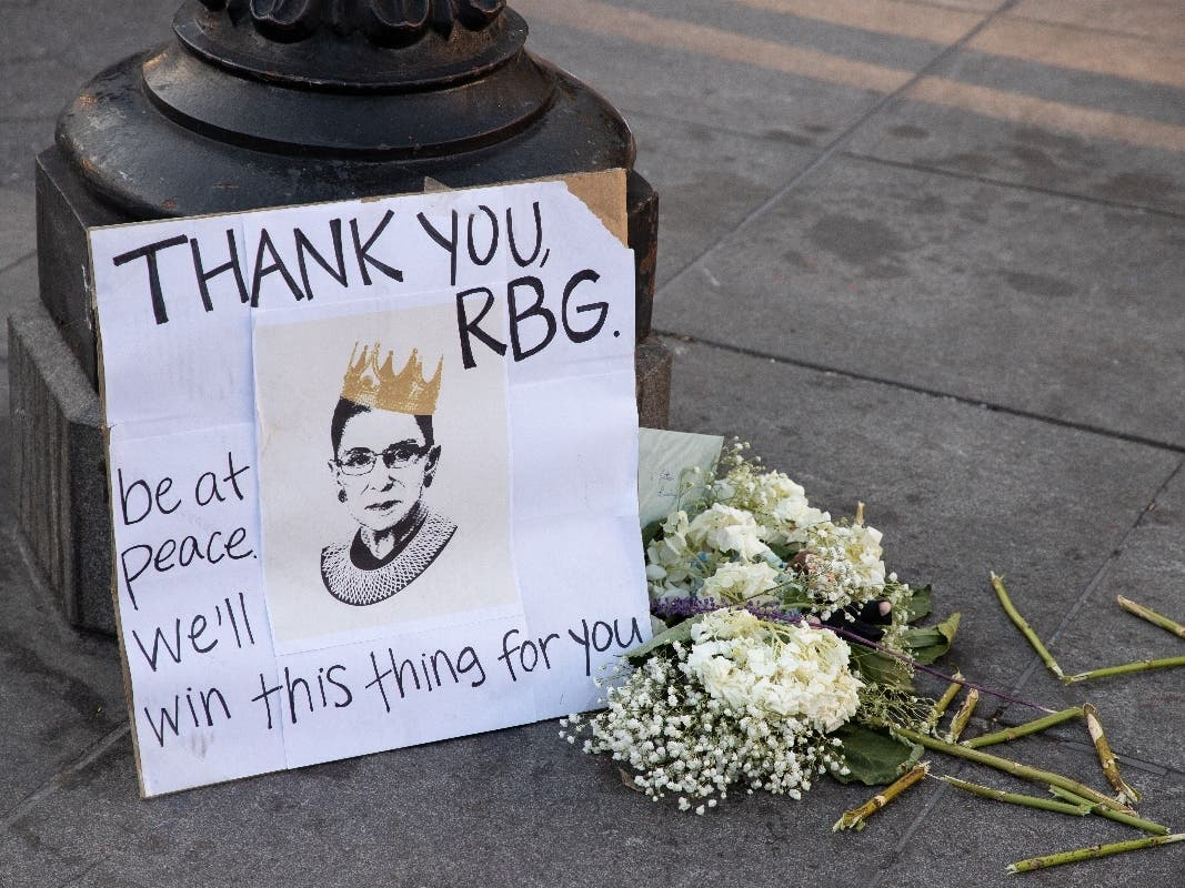 RBG's Family, Brooklyn Leaders To Plan Her Statue In BK