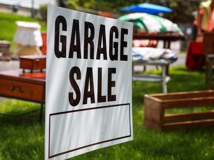 Calvary Assembly Garage Sale Rescheduled For Oct  4