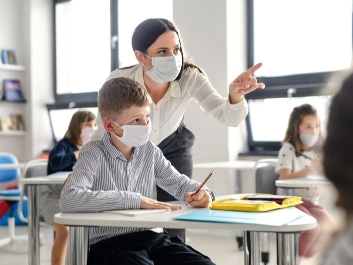 Largest GA School District To Require Masks This Fall | Patch PM