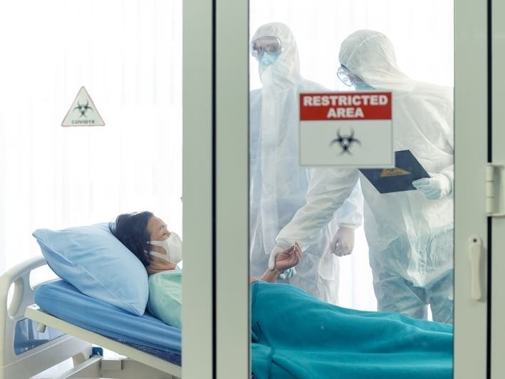 'Dramatic Increase' To 992 MD Coronavirus Cases: Hogan