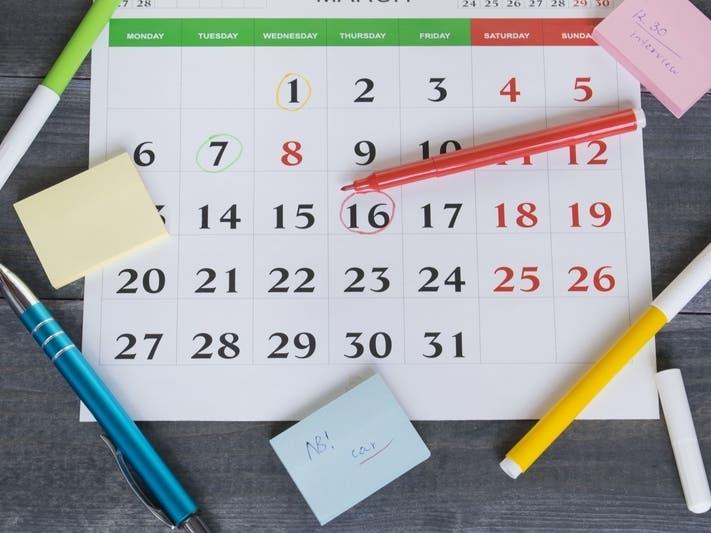 Input Needed To Create 2021 2022 HCPSS Academic Calendar