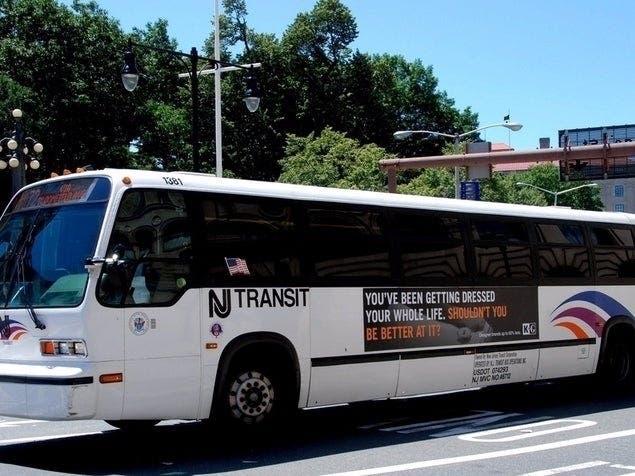 NJ Transit Makes American Dream Expanded Bus Service Permanent