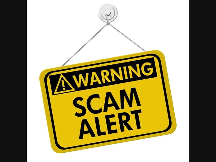 Wildwood Resident Warning Others After Scammers Listed ...