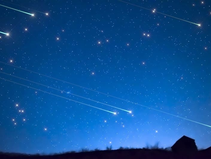 Orionid Meteor Showers Peak: When To Watch In Bay Area