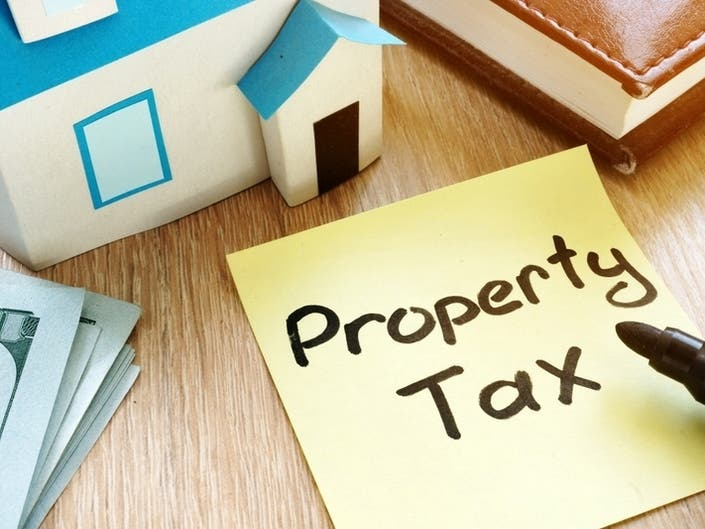 The Second Half Of Your Property Taxes Are Due October 31