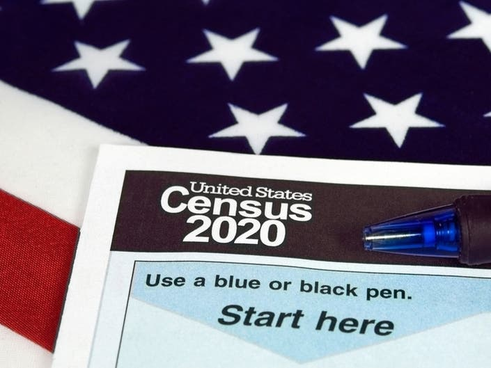 Census 2020 Hiring In Washington