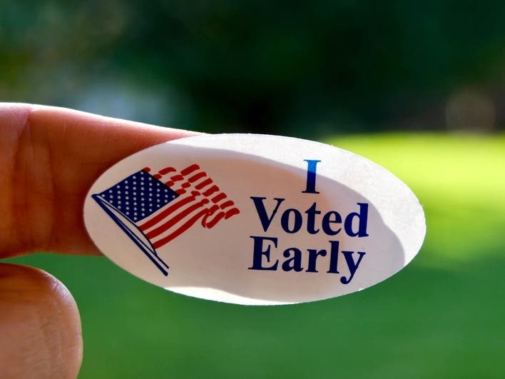 National Vote Early Day: What To Know In Roswell