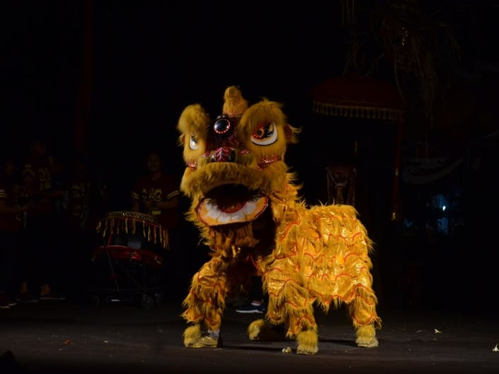 Dancers To Ring In Lunar New Year In Pleasanton