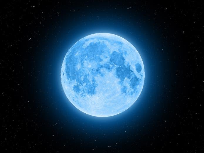 Santa Cruz To See Rare Blue Moon In October Skies | Santa Cruz, CA Patch