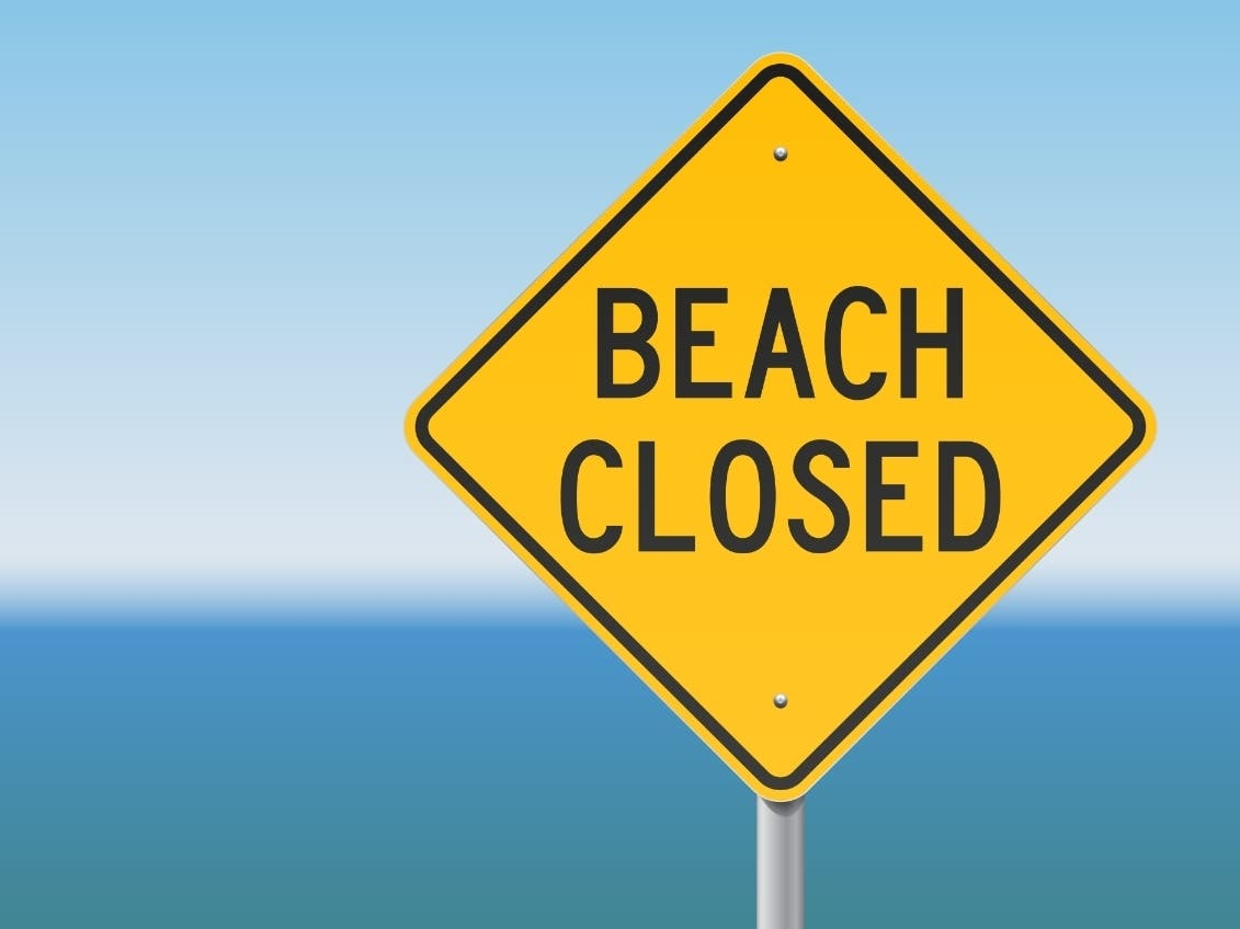Bacteria Contamination Warning Issued For SD County Beaches