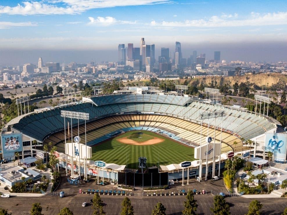 Dodger Stadium To Host LA's Largest Coronavirus Testing Site