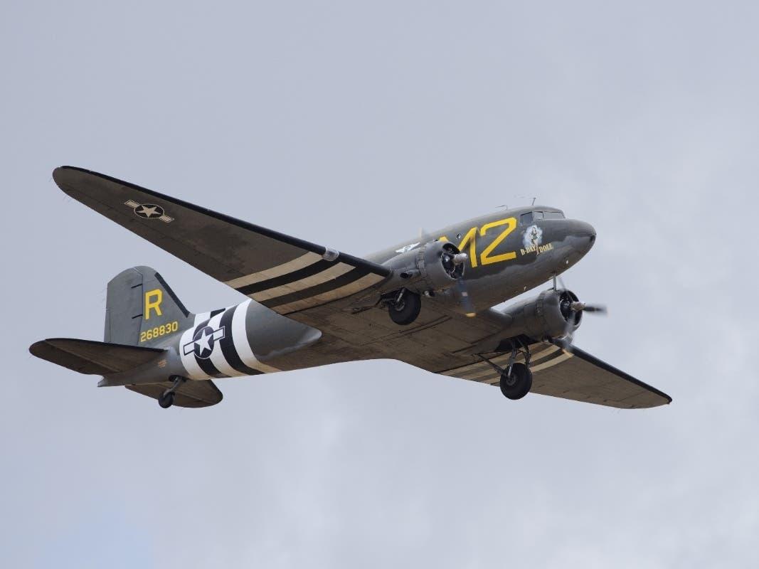 Historic Warplanes To Soar Over Orange County For Memorial Day