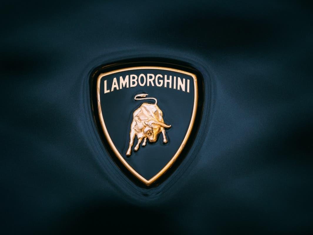 Lamborghini Cut In Half In DTLA Crash