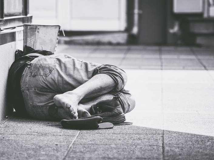 Homelessness Count Underway In San Diego County