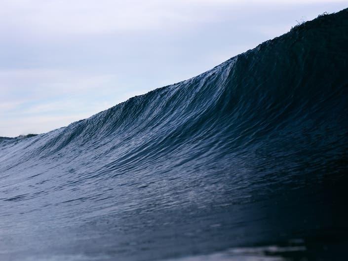 22-Foot Waves Off San Mateo Co. Coast: High-Surf Advisory
