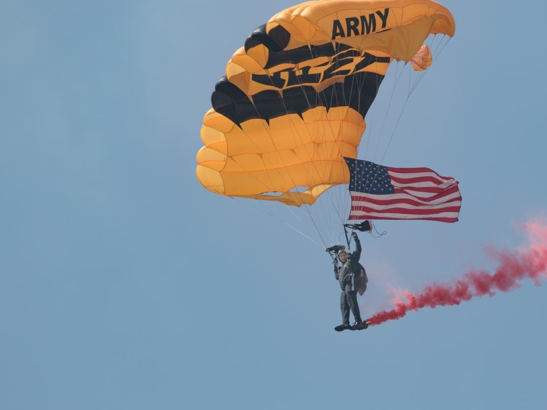 Former U.S. Army Paratrooper, 95, To Make Final Jump In Perris