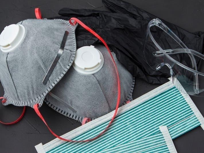 Coronavirus Arlington Opens 1 Day Ppe Donation Station