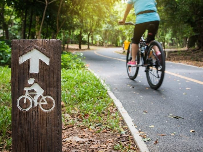 'Bike To Work Day' Promotes Green Commuting In Prince George's