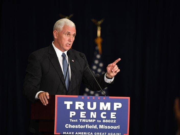 Vice President Pence To Stop In Malvern Thursday
