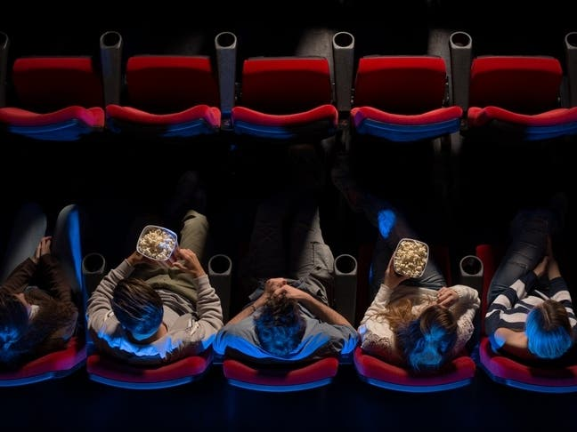 Cinemark's San Mateo Movie Theater Will Reopen Next Friday