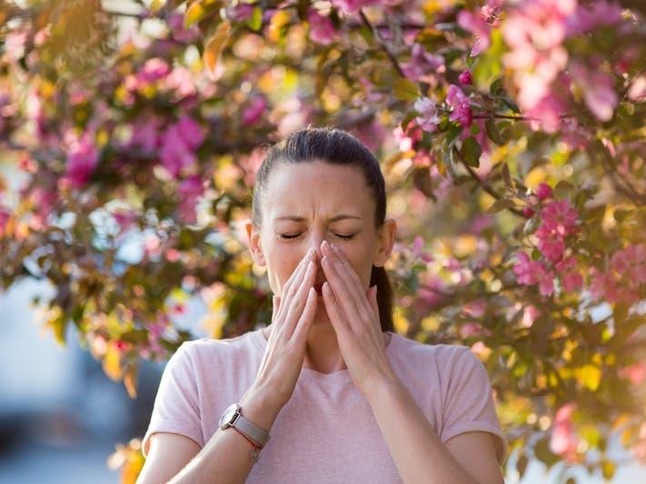Austin Allergy Tracker: Bracing For Pollen, Sneezing & Misery