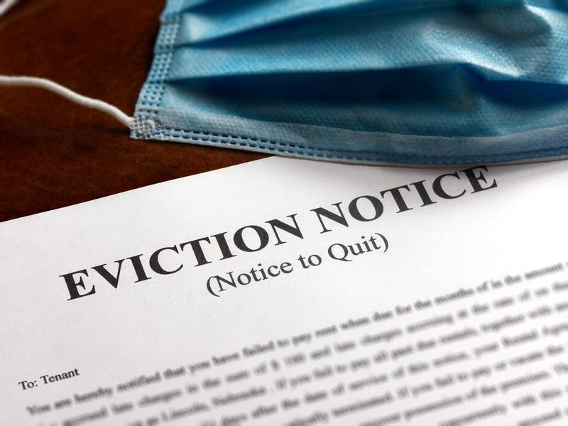'A Time Bomb Ticking': See Rental Arrears In Delaware County