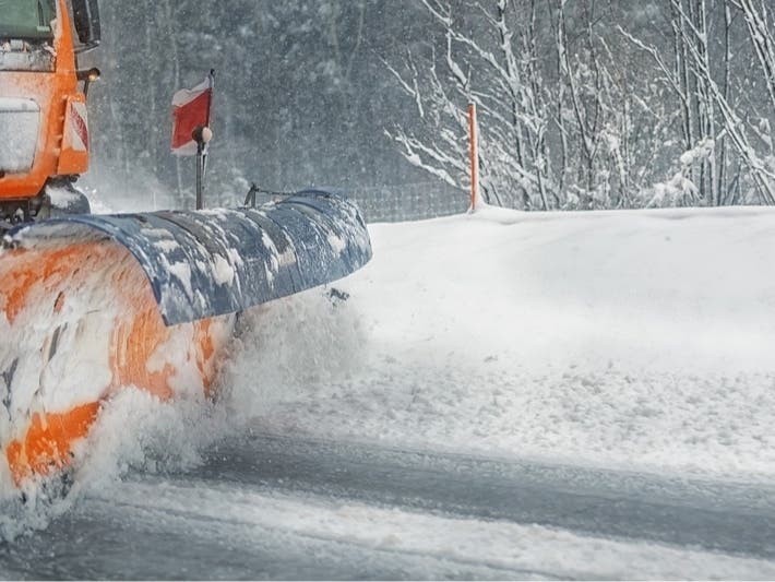 Winter Storm Warning For New Hampshire Update: 6 to 14 Inches