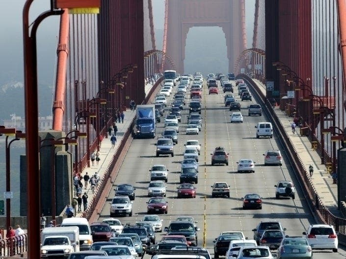 Smoggy Conditions Trigger Spare The Air Alert In Bay Area