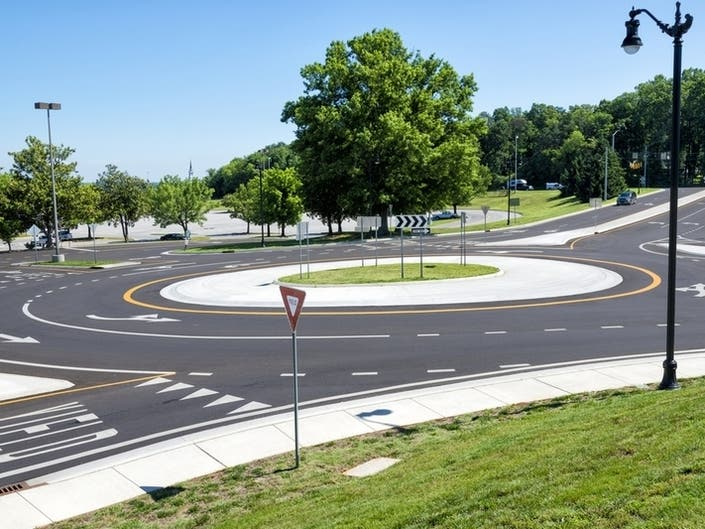 Forest Hill Intersection To Close For Roundabout Construction