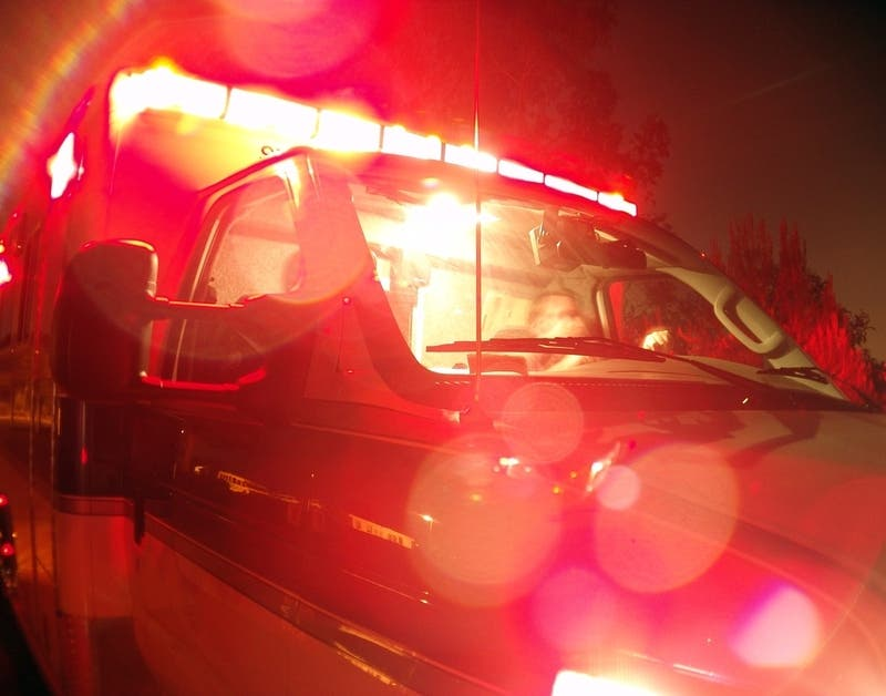 Ambulance Stolen On Eastern Shore, Baltimore Man Charged: Police