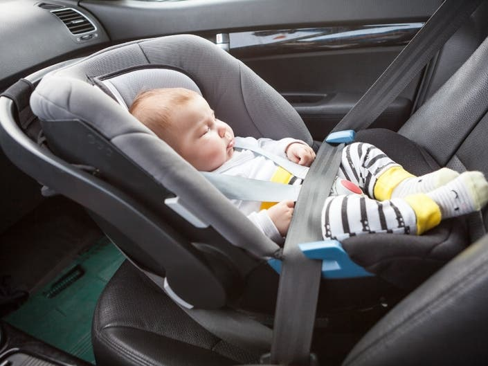 New regulations went into effect in New York for children and car seats.
