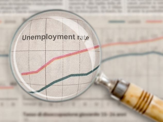 The devastating economic impact of the coronavirus is reflected in new unemployment data released Wednesday.
