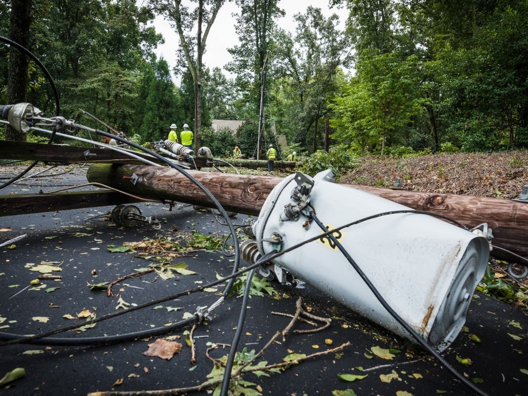 Bedford Warns Residents Some Outages May Be Prolonged