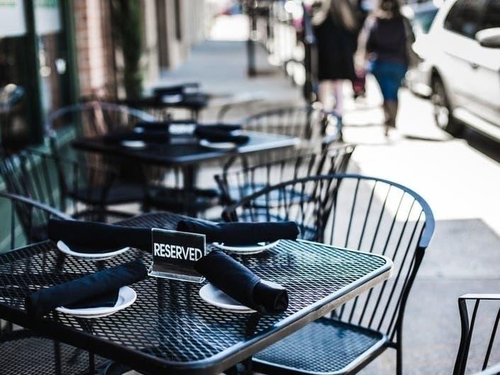 Best Outdoor Dining Restaurants In DC, VA: OpenTables 2019 List