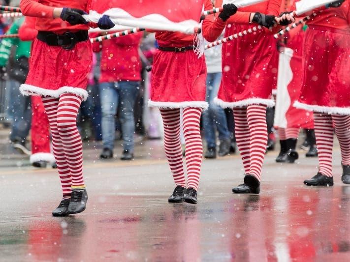 VA, DC Good News: Best Colleges, $1M Birthday, Christmas Parade