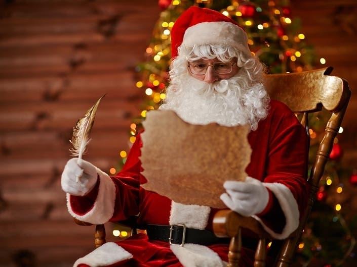 Gucci, $4K, A Bunny: Girl, 9, Tests Santa With Christmas List