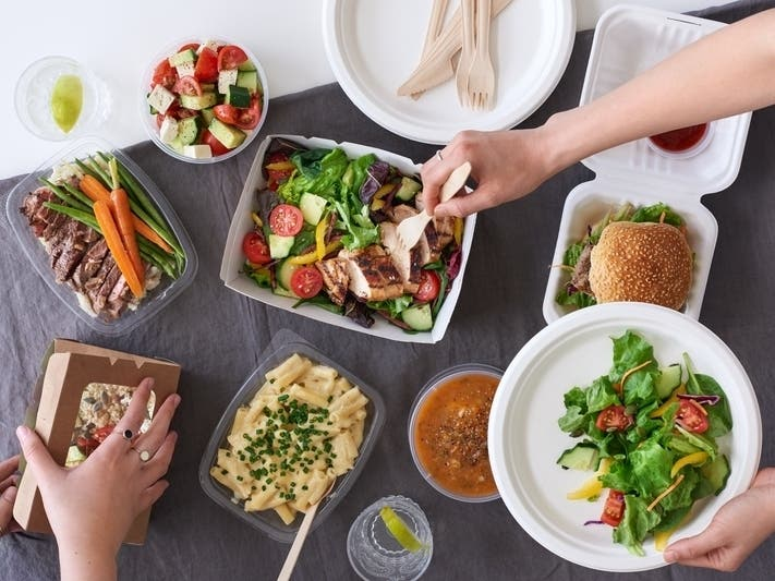 How To Make Sure Take-Out Food Is Safe From Coronavirus